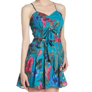 NWT Parker Mariam Floral Mini Dress